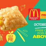 McDonald's Apple Pie Giveaway 请你吃免费苹果派!