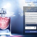Lancome La Vie Est Belle Perfume Sample Giveaway 送出免费香水sample!