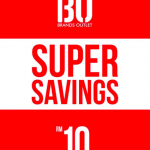 Brands Outlet Super Savings Sale 大促销:价钱从RM10起!
