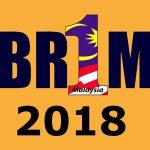 Kemaskini dan Permohonan BR1M 2018