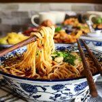 ChongQing Noodles BUY 1 FREE 1 Promo 重庆小面买一送一促销!
