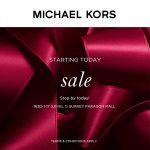 Michael Kors Sale: Discount up to 50% 名牌包包大减价:折扣高达50%!