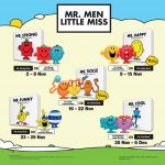 McDonald's Mr Men Little Miss Book and Toy Giveaway 送出免费书本和玩具!
