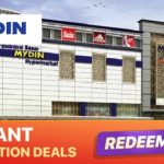 MYDIN Cash Voucher @ 20% Discount (For ALL Outlets) 现金卷折扣20%(可用于所有分行)!