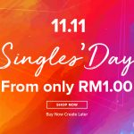 Photobook Singles' Day Promo: Price from only RM1 双11促销!