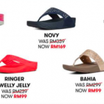 Fitflop Sale: Price from only RM99 清货大减价:价钱从RM99起!