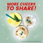 StarbucksVenti Beverage at RM15 Promo 大杯星巴克饮料只要RM15促销!