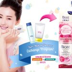 BIORE Perfect Cleansing Water Soften Up Trial Size Giveaway 送出免费卸妆用品!