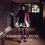 Charles & Keith Sale: Discount up to 50% 折扣高达50%!