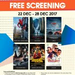 GSC FREE Screening Giveaway 请你免费看戏!