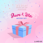 Laneige Mystery Gift Giveaway 送出免费神秘礼物!