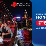 Malaysia Airlines: Fly To Hong Kong from RM629 马航飞往香港从RM629起!