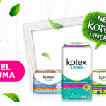 Kotex Liners Sample Giveaway 送出免费试用品!