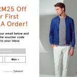 ZALORA RM25 Off Voucher Code Giveaway 给你额外RM25折扣!