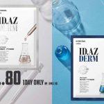 ID.AZ Mask from KOREA Christmas Deal 1pcs for RM1.80 圣诞大促销一片只需RM1.80只限今天!
