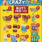 7-Eleven Buy 1 FREE 1 Crazy Deals 买一送一促销!