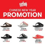 Fitflop Chinese New Year Sale: Price from only RM99 名牌凉鞋大减价:价钱从RM99起!