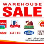 GBA Warehouse Sale 清仓大减价!