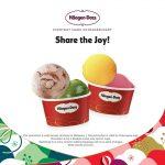 Haagen Dazs Double Scoop Ice Cream Buy 1 FREE 1 Promo 雪糕买一送一促销!