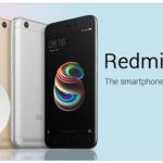Xiaomi Redmi 5A for only RM339 红米5A只要RM339!