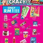 7-Eleven RM1 Deals 指定产品只要RM1促销!