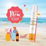 Clinelle UV Defense Ultra Protection Mist Spray Giveaway 送出免费防晒喷雾!