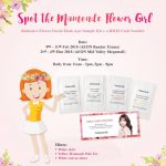 Mamonde Flower Facial Mask 4pc Sample Giveaway 送出免费面膜试用品!