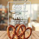 Tuesday Buy 1 FREE 1 Deals 星期二买一送一促销!
