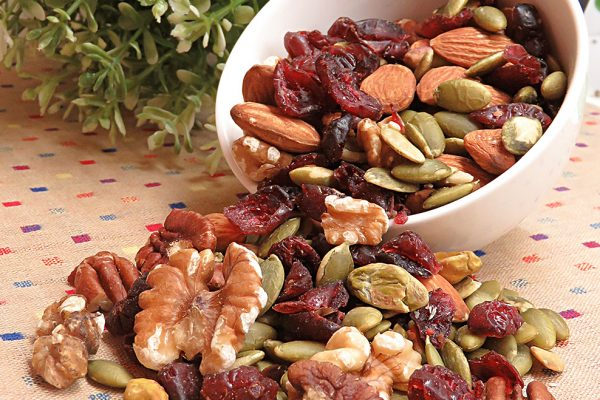 FREE Healthy Mixed Nuts & Dried Cranberries Snack Giveaway 送出免费健康坚果!