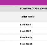 Malindo Air 5 Million Seats on Sale 五百万个机位大促销!
