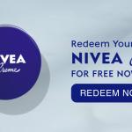 NIVEA Creme Giveaway 送出免费护肤品!