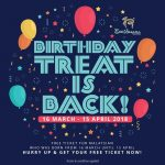 Zoo Negara Birthday Treat 送出免费国家动物园入门卷