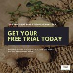 Rhymba Hills Herbal Tea Sample Giveaway 寄出免费试喝品,到你家!