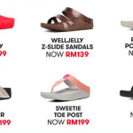 Fitflop Sale: Price from only RM99 清仓大减价:价钱从RM99起!