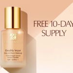 Estee Lauder Double Wear Stay-In-Place SPF 10/PA++ Samples Giveaway 送出免费粉底sample!