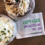 Starbucks Buy 1 FREE 1 Promotion 星巴克买一送一促销!