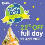 llaollao Full Day 22 Off Promo 全天给你22%折扣!