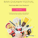 Althea Malaysia FREE Cosmetic and Body Care Giveaway 送出免费化妆品和护肤品!