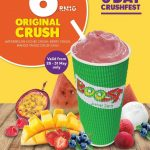 Boost Juice Bars Original Crush @ RM6 Promo 果汁只要RM6促销!