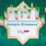 FREE Ellgy Plus Sample Giveaway 送出免费试用品!