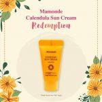 Mamonde Calendula Sun Cream Sample Giveaway 送出免费防晒试用品!