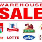 Loacker, San Remo, Kinder, Marmite, Simplot, Ferroro Rocher Warehouse Sale 清仓大减价!