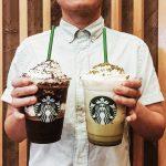 Starbucks Buy 1 FREE 1 Promo 星巴克买一送一促销!