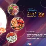 JOGOYA Buffet from only RM7.70 日式自助餐从RM7.70起!