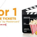 TGV Cinemas Movie Ticket Buy 1 FREE 1 Promo 戏票买一送一促销!