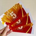 McDonald's RM20 Voucher Giveaway 送出免费RM20麦当劳现金卷!