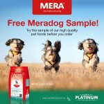 FREE Meradog Food Sample Giveaway 送出免费试吃品!