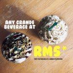 Starbucks Grande Beverage @ RM5 Promo 星巴克饮料只要RM5促销!